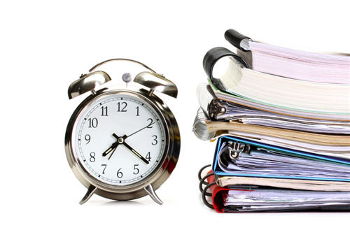 time management in exam time