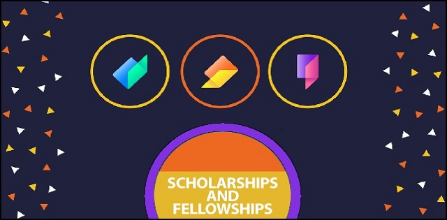 difference between scholarship and fellowship