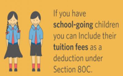 school fee 80c