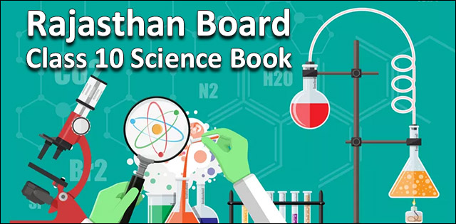 Rajasthan Board Class 10 Science Book