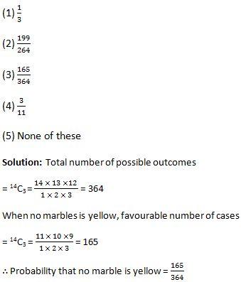 Probability All Tit Bits Of Ssc Exam Quantitative