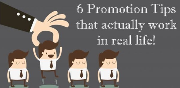 6 Promotion Tips that actually work
