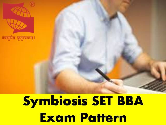 SET BBA Exam Pattern