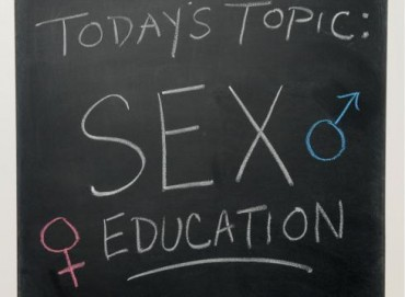 definition of sex education programs in Elizabeth