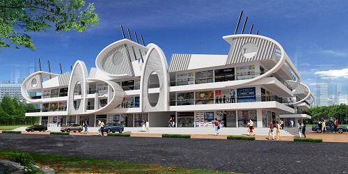 shopping center bangluru