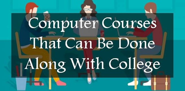 Short-term computer courses for college students