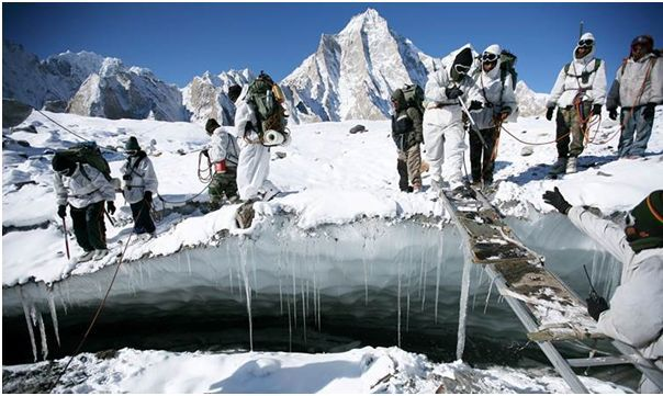 siachen life soldiers
