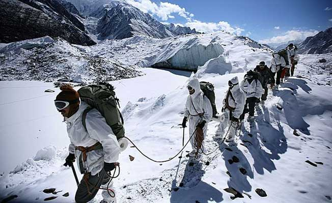 siachen military base