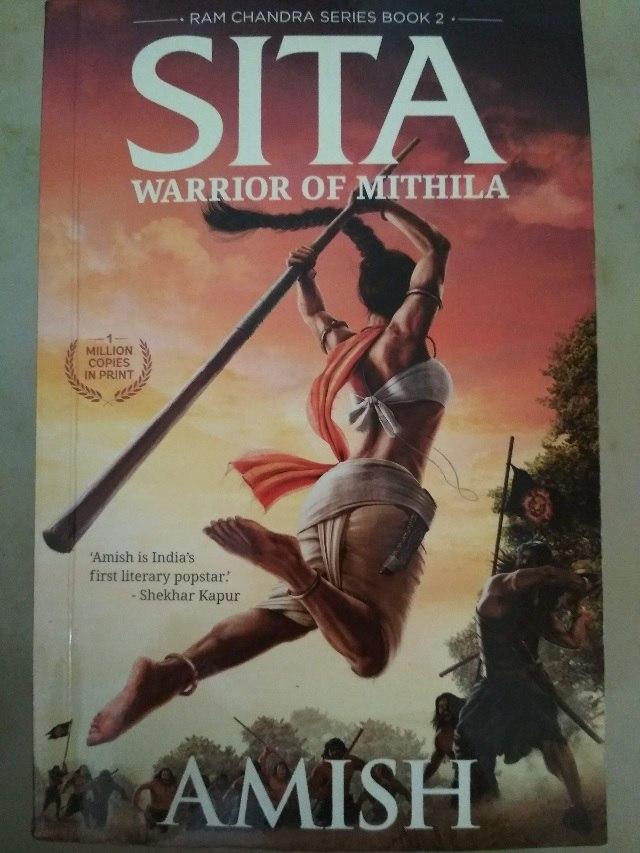 Sita Warrior Audiobook