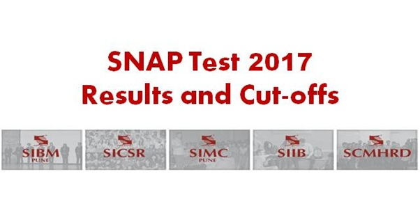 SNAP 2017 Results: How to get your SNAP Test Scorecard?