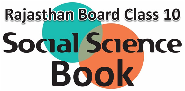 Class 10 Social Science Book