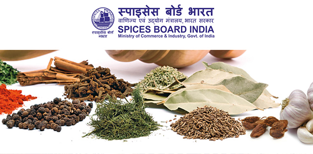 Spices Board, Cochin Jobs 2018
