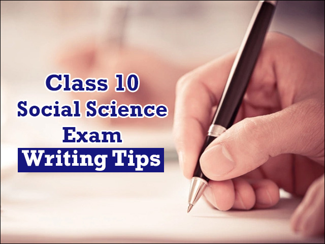 CBSE 10th Social Science Exam 2019: Things Students Must