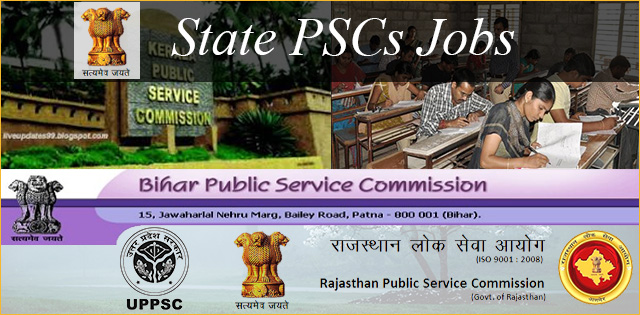 State PSC recruitment