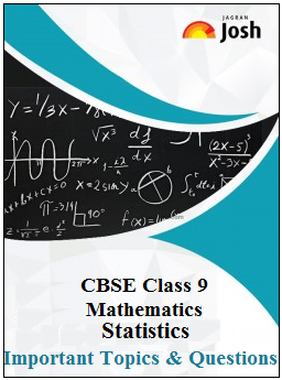 Statistics Important Questions, Class 9 Maths Important questions
