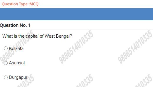 Bihar STET Mock Test