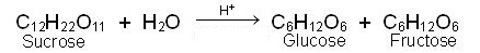 sucrose-reaction