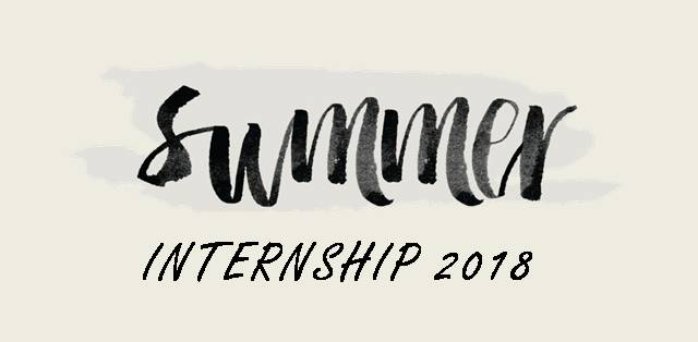 Summer Internship: Useful Tips for finding yourself one
