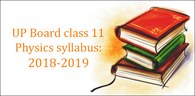 Class 11th Physics Syllabus