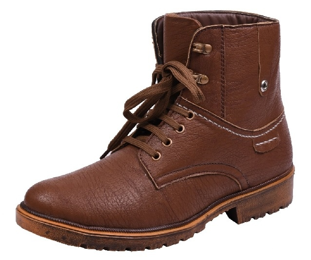 Synthetic Men Boots