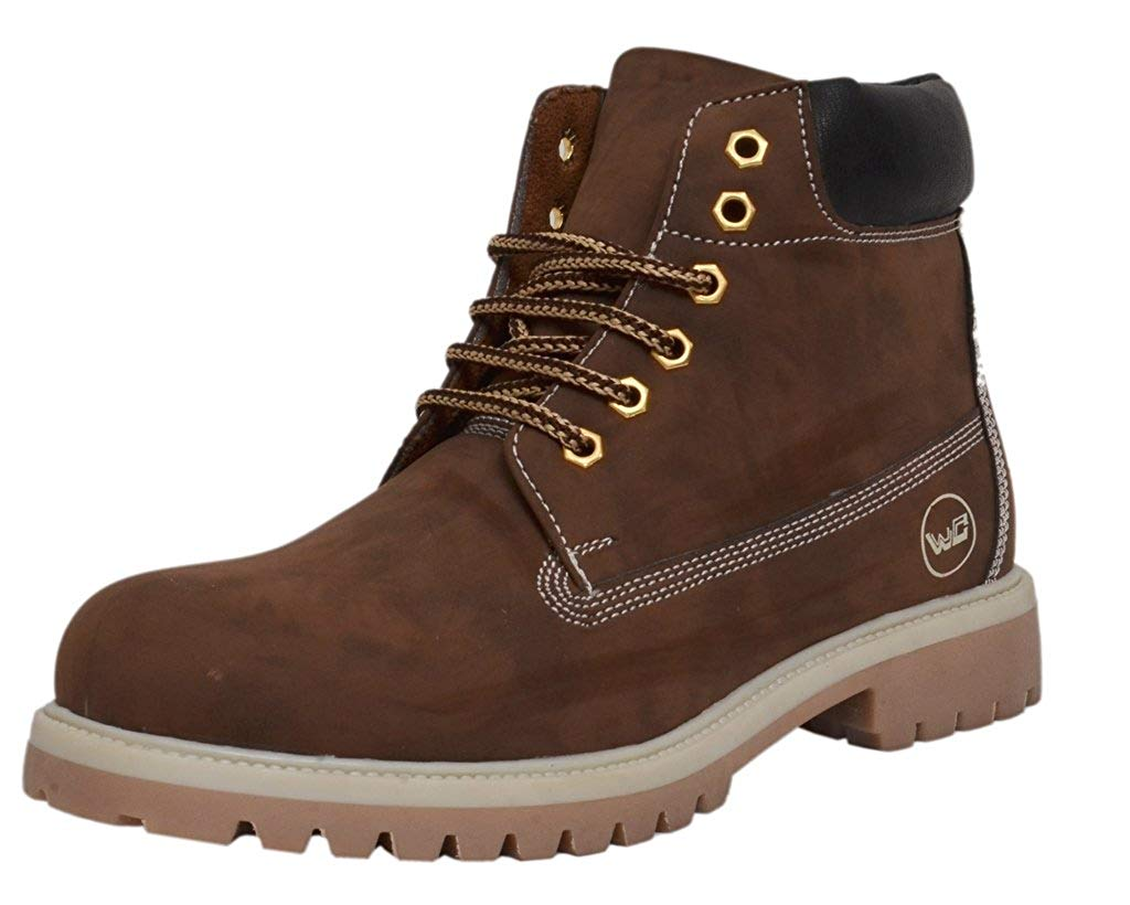 Coffee Color Boots