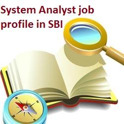 System Analyst Job Description Samples