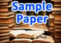 Importance of sample paper for students