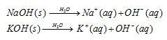 acid alkali and salt equation 2