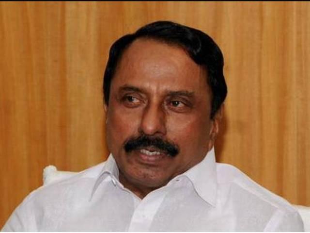 tamil nadu education minister