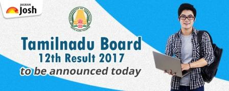 Tamil Nadu HSC Class 12 Exam Results to be declared today
