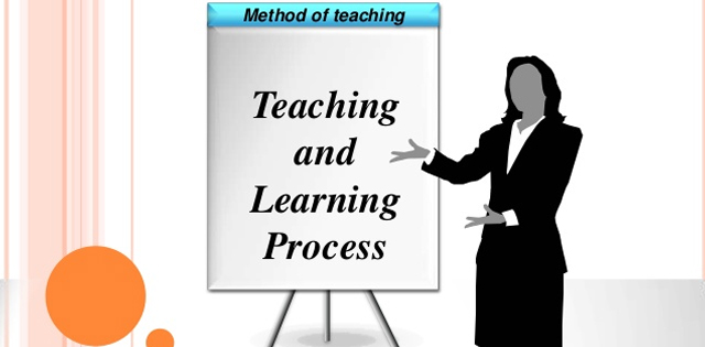 Teaching leaning process