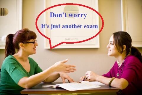 Speak motivating words to chidren during CBSE board exam preparation