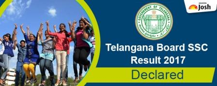 Telangana SSC Result 2017 to be declared today