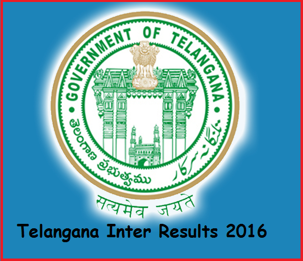 Telangana Intermediate Results 2016
