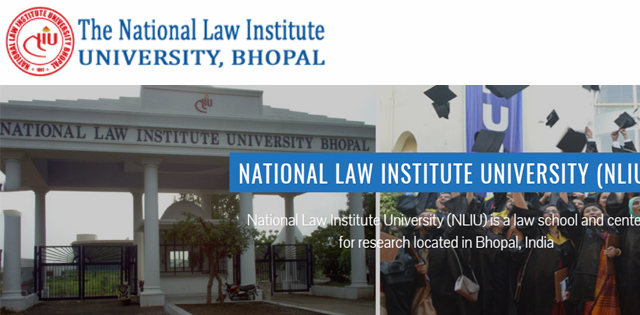 National Law Institute University
