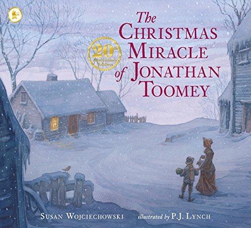 Christmas Miracle of Jonathan Tomey