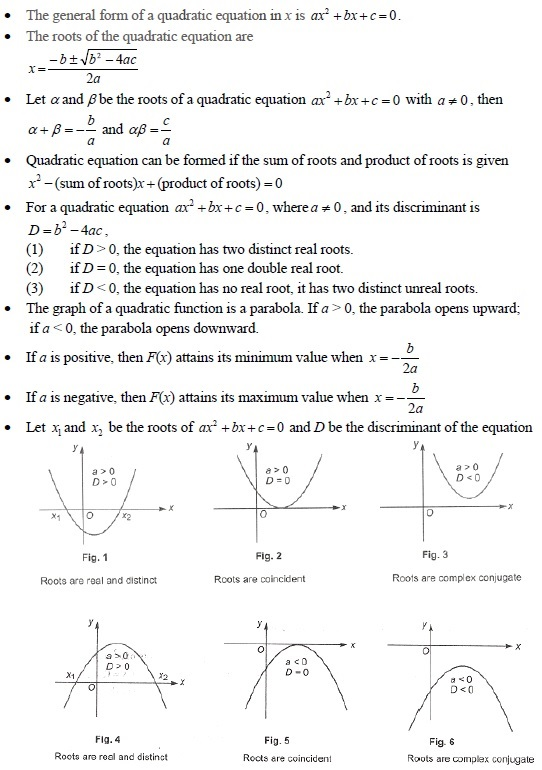 WBJEE Theory of equations
