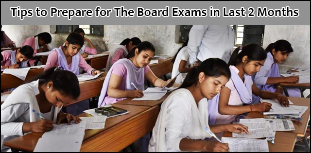 UP Board Exams Preparation Tips