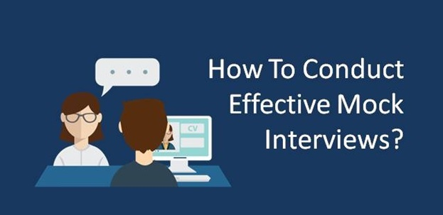 Tips for conducting an effective mock interview