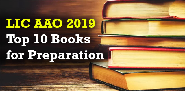 Must read books for LIC AAO