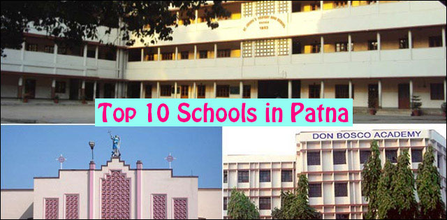 List of top 10 schools in Patna
