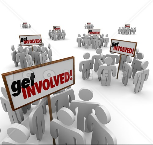 Participate/Get Involved