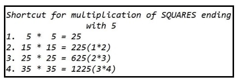 Shortcut for multiplication