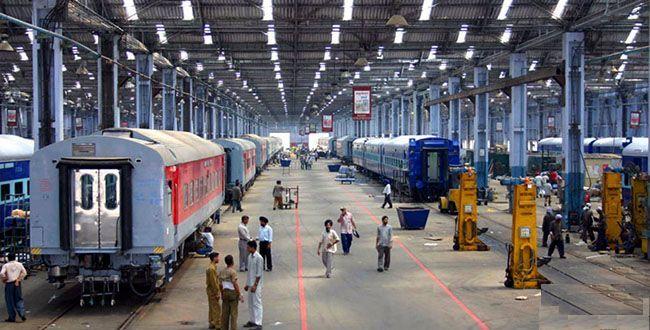 train coach manufacturing