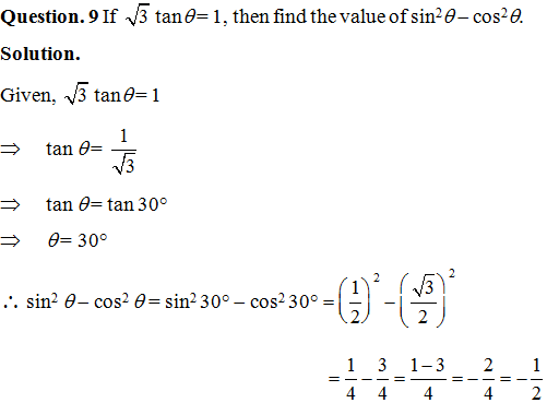 Class 10 Ncert Exemplar Maths Chapter 8 Exercise 8 3 8 15