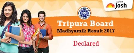 Tripra 10th results declared