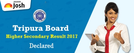 Tripura 12th Result declared
