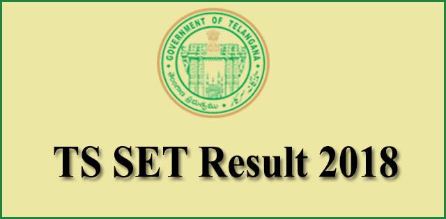 TS SET Results