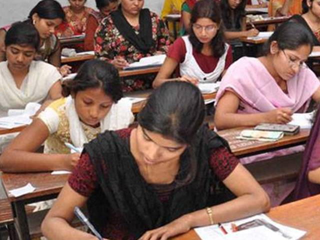 TS SET Exam begins, 50,000 candidates expected to appear for