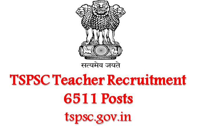 tspsc-6511-Teacher-recruitment